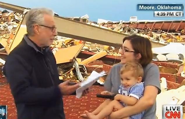 UCB: Largest Contributor to Rebecca Vitsum, Oklahoma Tornado Survivor and Atheist