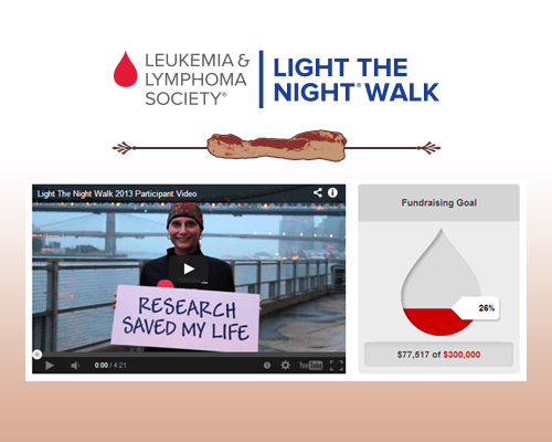 United Church of Bacon to match up to $15,000 donated to the Las Vegas Coalition of Reason (COR) to fight leukemia and lymphoma