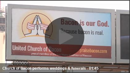 United Church of Bacon on FOX News