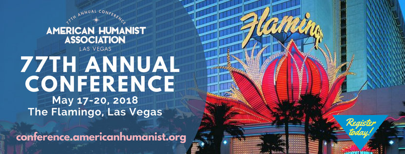United Church of Bacon at the 77th Annual American Humanist Association's Conference in Las Vegas