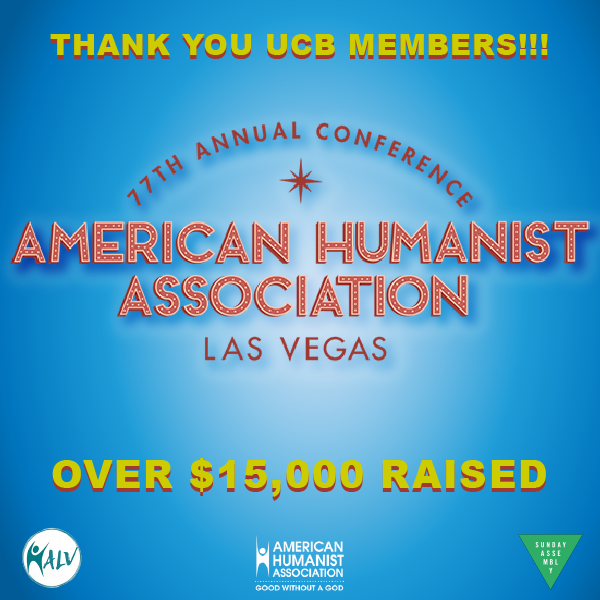 AHA Conference Update: Over $15,000 Raised