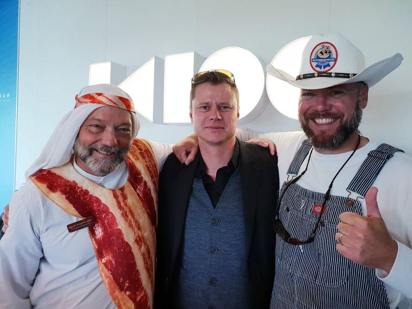 Prophet John Interviewed on Icelandic Radio
