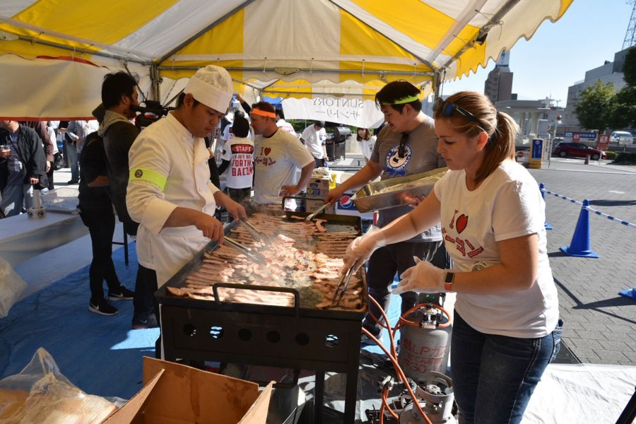 Yamanashi Prefecture to go whole hog at second annual Japan Bacon Festival